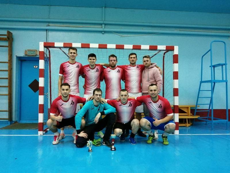 В программе районной рабочей спартакиады завершились соревнования по мини-футболу