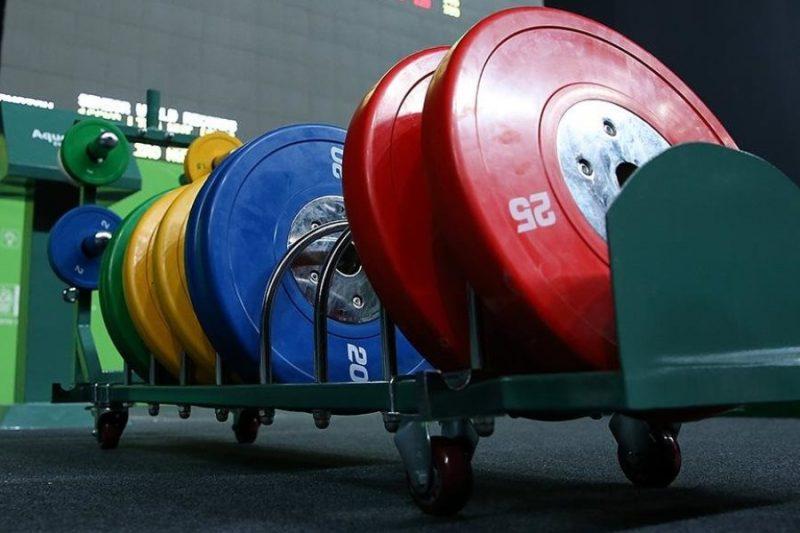 Лидчане завоевали награды республиканской спартакиады по тяжелой атлетике среди спортивных школ профсоюзов