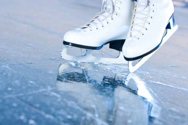 В Лиде начали строительство ледового катка