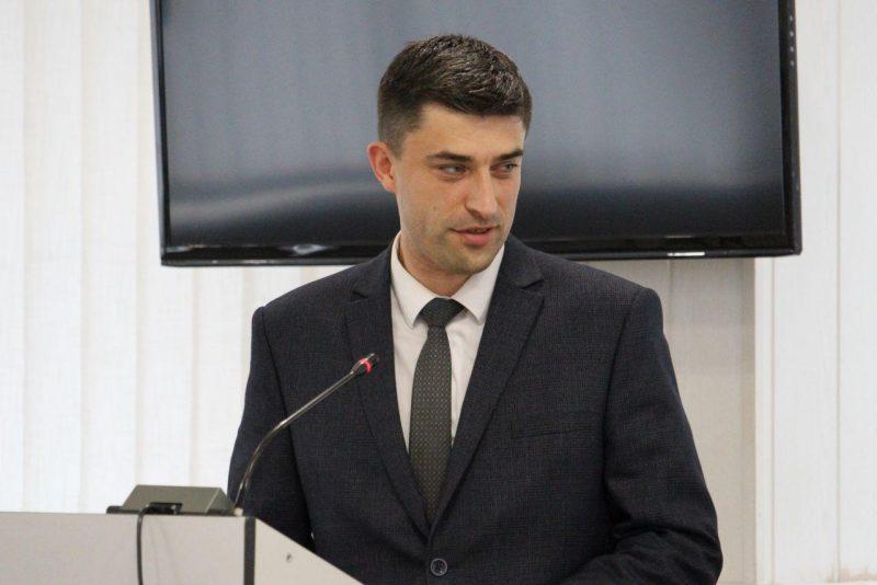 Андрей Гурчин утвержден в должности директора открытого акционерного общества «Лакокраска»