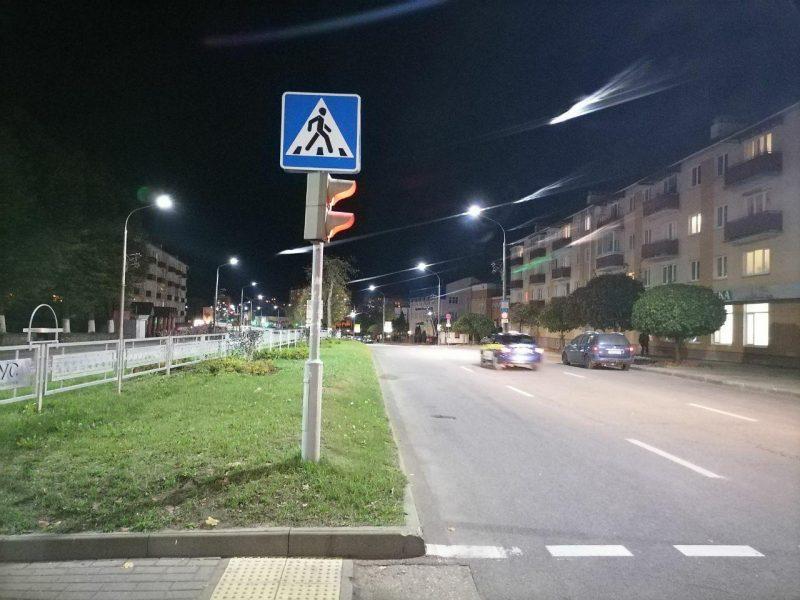 В Лиде и Березовке установили 1000 новых светильников