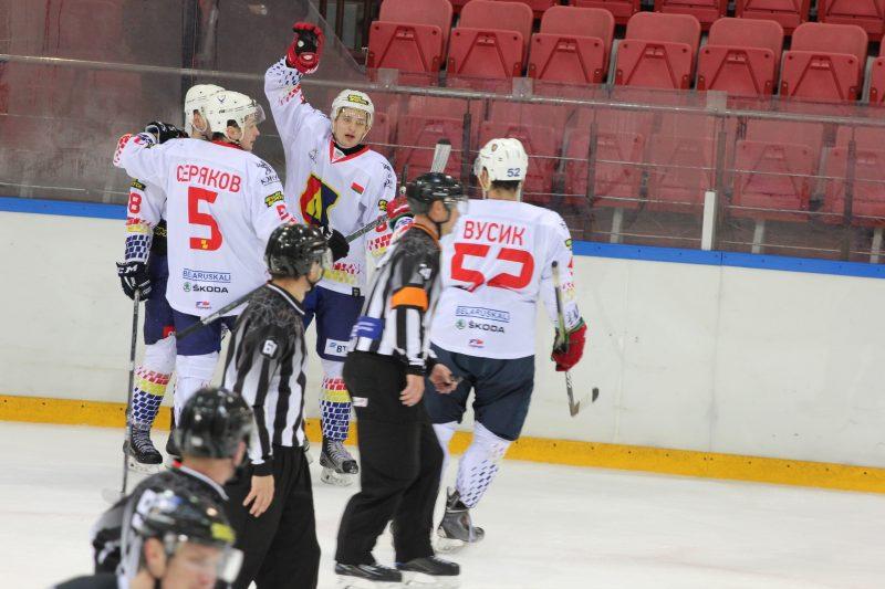 Хоккейный клуб «Лида» на выезде обыграл «Авиатор»