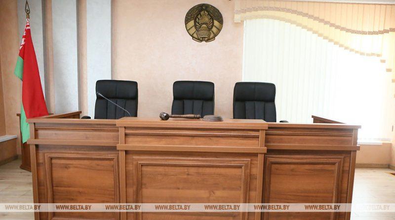 Суд в Лиде вынес приговор по делу о краже сейфа с деньгами из офиса организации