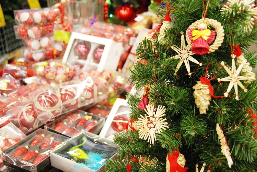 В регионе начинается сезон новогодней торговли в магазинах