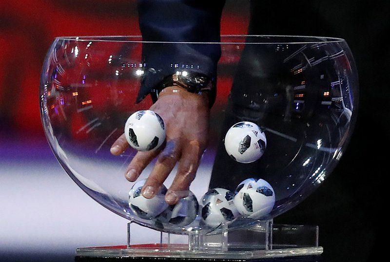 В Доме футбола прошла жеребьевка 1/16 и 1/8 финала Кубка Беларуси по мини-футболу