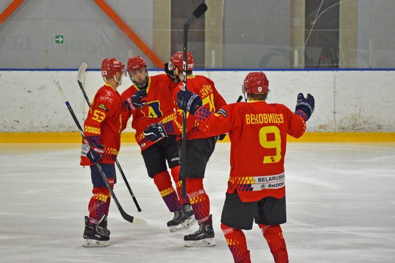 Хоккейный клуб «Лида» проведет на этой неделе два матча чемпионата страны в экстралиге «Б»