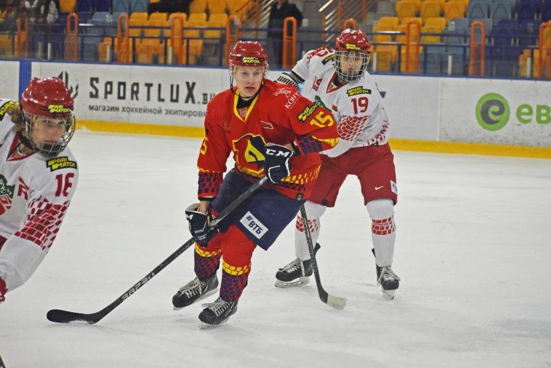 Хоккейный клуб «Лида» на выезде обыграл «Брест»