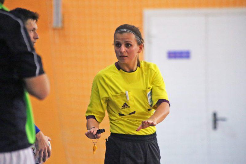 Лидчанка Ольга Павлють получила очередное назначение на международный матч по мини-футболу