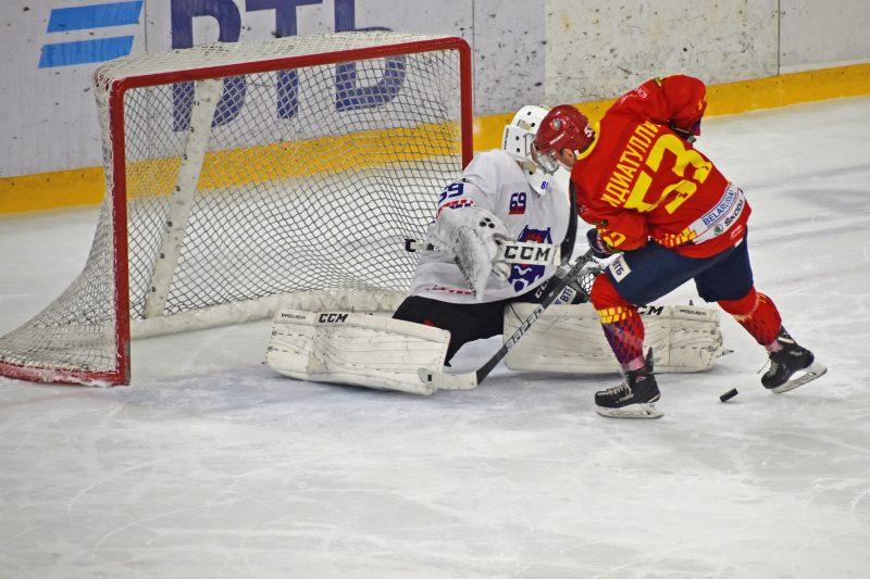 Хоккейный клуб «Лида» по буллитам уступил «Бресту»
