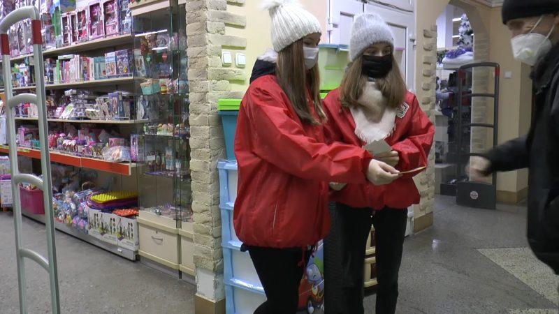 Благотворительная акция «Чудеса на Рождество» стартовала на Лидчине
