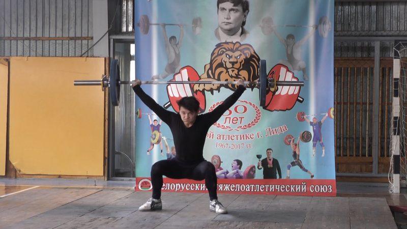 Открытый турнир памяти основателя тяжелой атлетики в Лиде Генриха Круповича завершился в нашем городе