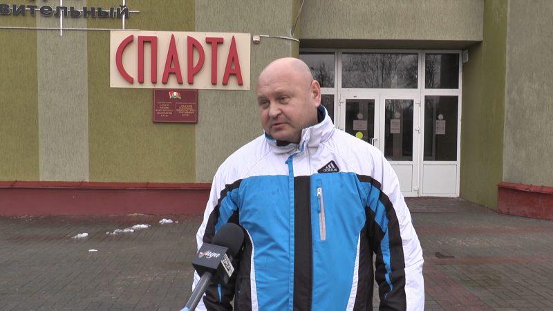 Инструктор физкультурно-оздоровительного центра «Спарта» Виктор Горбачевский стал чемпионом мира по пауэрлифтингу