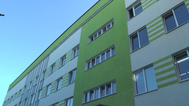 Коечный фонд Лидской центральной районной больницы для пациентов с коронавирусом снижен на 40 мест