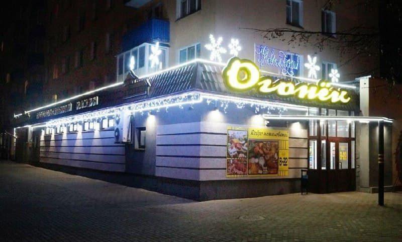 Магазин «Огонек» по улице Ленинской в Лиде может пополнить ряд торговых точек, работающих в ночное время