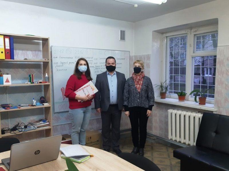 На Лидчине накануне Нового года прошла акция «Чтение как помощь»