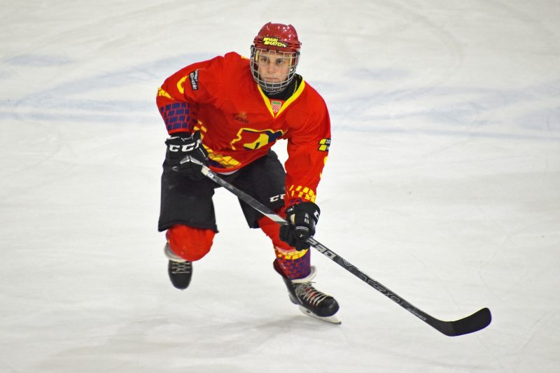 Хоккейный клуб «Лида» на этой неделе проведет еще один матч чемпионата страны в экстралиге «Б»