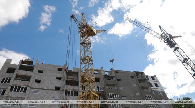 В 2021 году планируется ввести в эксплуатацию почти 75 тысяч квадратных метров жилья