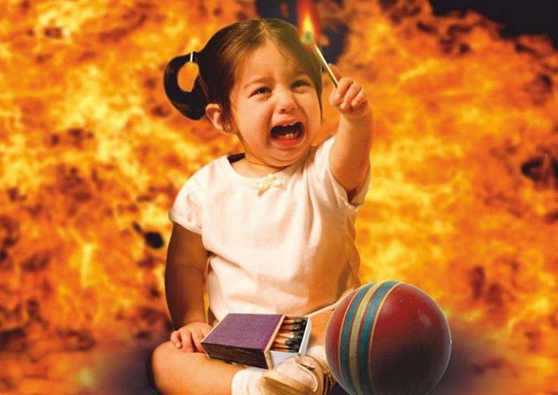 В прошлом году на пожарах в республике погиб один ребенок, а в 2019-м – два