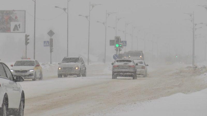 Кратковременный снег и сильный ветер прогнозируются в предстоящие выходные в регионе