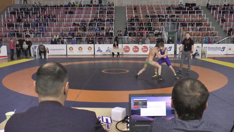 Международный турнир по греко-римской борьбе на призы Валерия Циленьтя прошел в Лиде