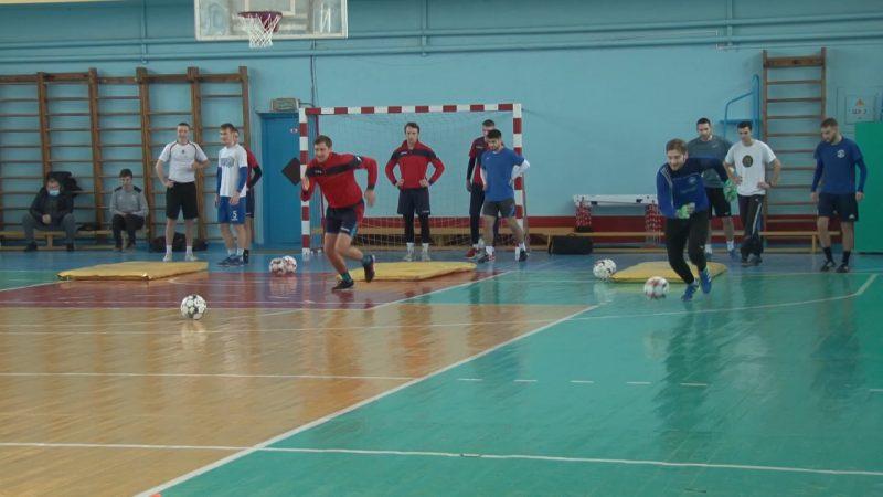 Футбольный клуб «Лида» ведет подготовку к старту нового сезона