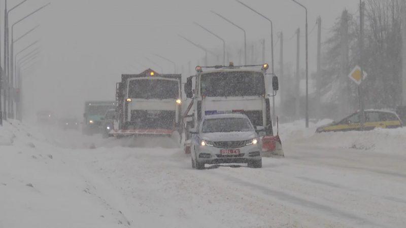 Мороз и снег ожидаются на этой неделе в регионе