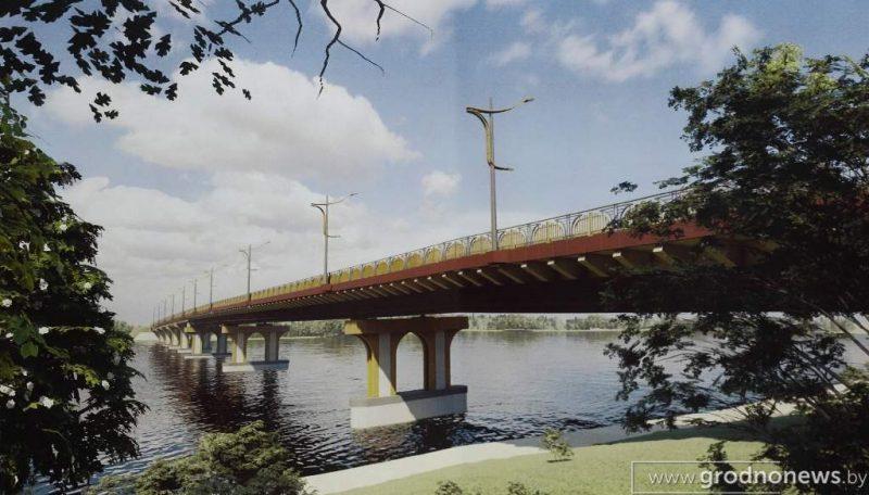 В Лидском районе возведут новый мост