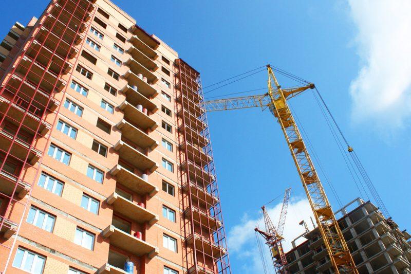 Утверждены объемы строительства жилья