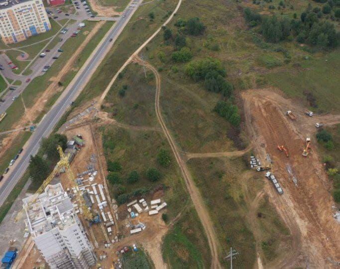 В Лиде в новом микрорайоне Север вскоре начнется строительство кирпичного дома на 93 квартиры
