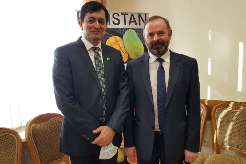 Лидкон налаживает связи с Пакистаном