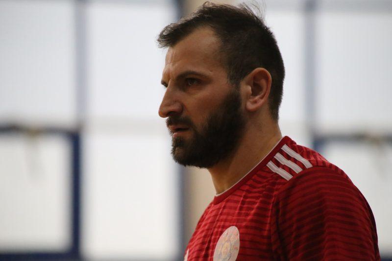 Грузин Арчил Себискверадзе стал игроком мини-футбольного клуба «Лида»