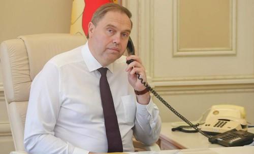 Председатель Гродненского облисполкома Владимир Караник проведет «прямую телефонную линию» в Лиде