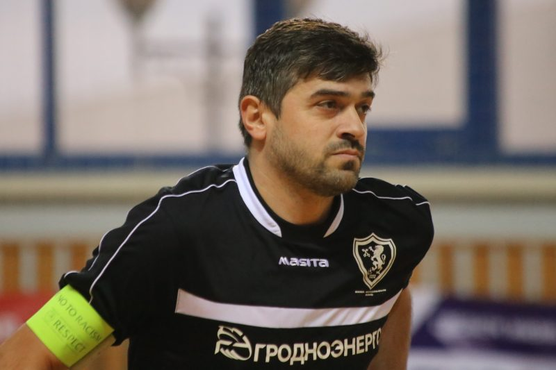 Мини-футбольный клуб «Лида» уступил «БЧ»