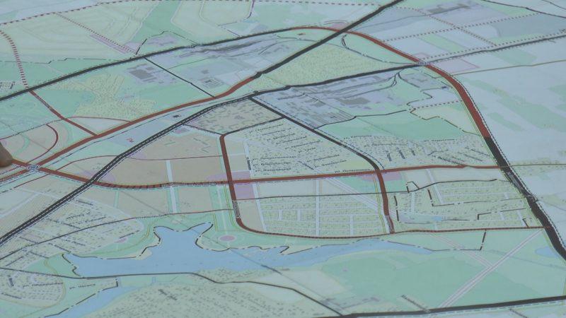 Лидчане могут предложить свои варианты названия улиц в строящемся микрорайоне Север