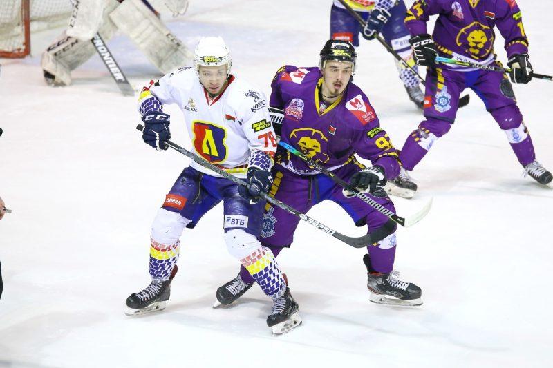 Хоккейный клуб «Лида» на выезде уступил «Могилеву»