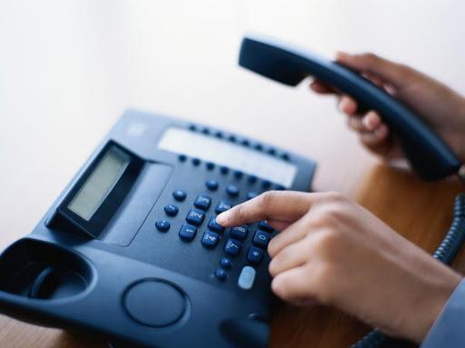 «Прямая телефонная линия» и прием граждан в Лидие