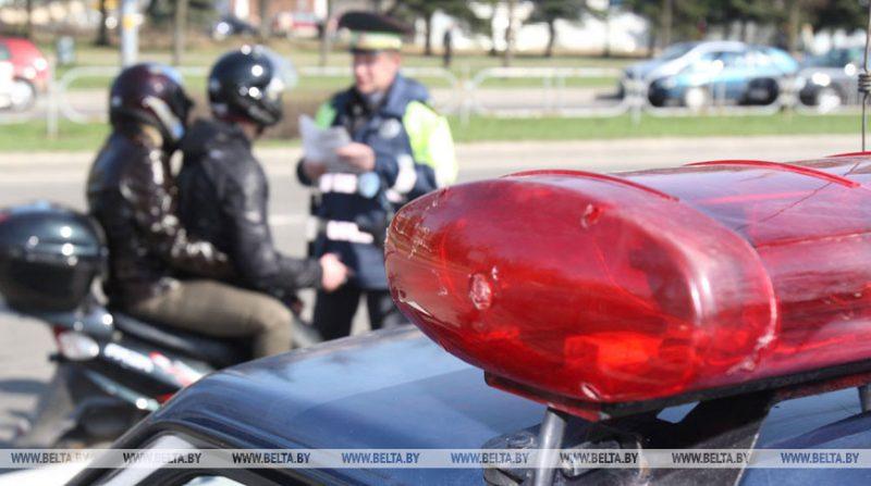 Республиканская акция «Мотодвижение – без нарушений» c 23 по 30 апреля проходит на Лидчине