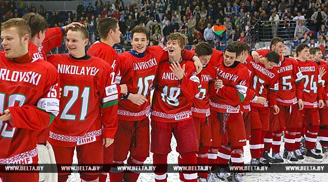 Лидчанин в составе юниорской сборной отправился на чемпионат мира