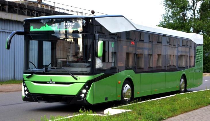 В Лиде временно изменится маршрут движения восьмого автобуса