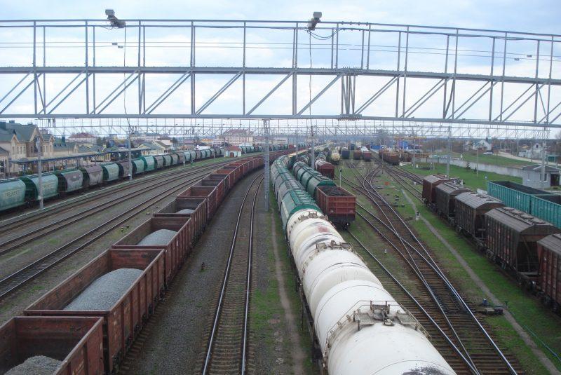 На 30% увеличился грузопоток через железнодорожные пункты пропуска Гродненской региональной таможни