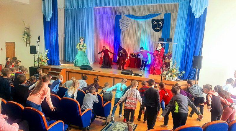 Дворец культуры города Лиды проводит мероприятия во время школьных каникул
