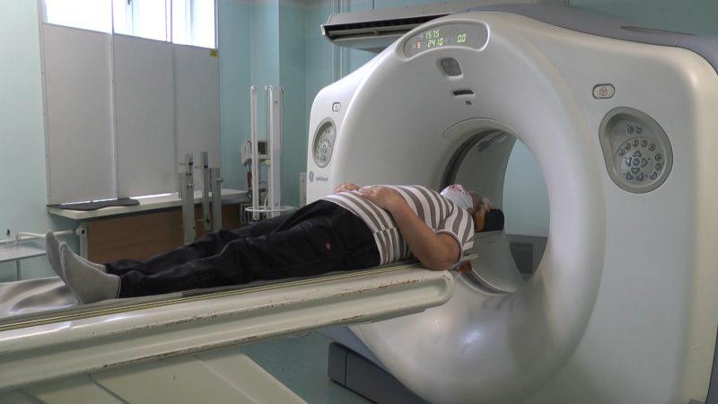 В Лиде теперь можно платно пройти медицинское обследование на КТ