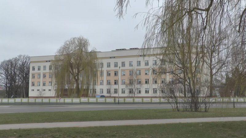 В Лидской центральной районной больнице для больных COVD-19 организованы 257 койко-мест