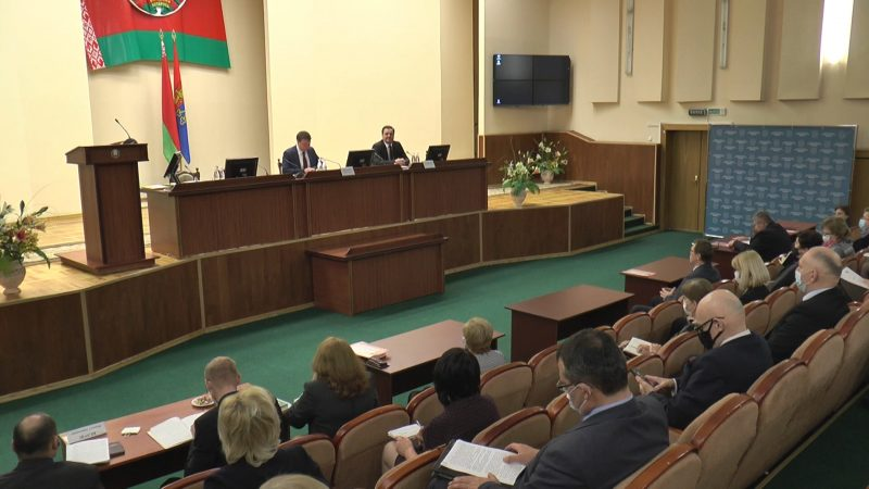 На заседании Лидского райисполкома обсуждали вопросы инклюзивного образования