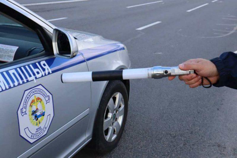 С 10 по 19 апреля ГАИ проведет республиканскую профилактическую акцию «Трезвый водитель»