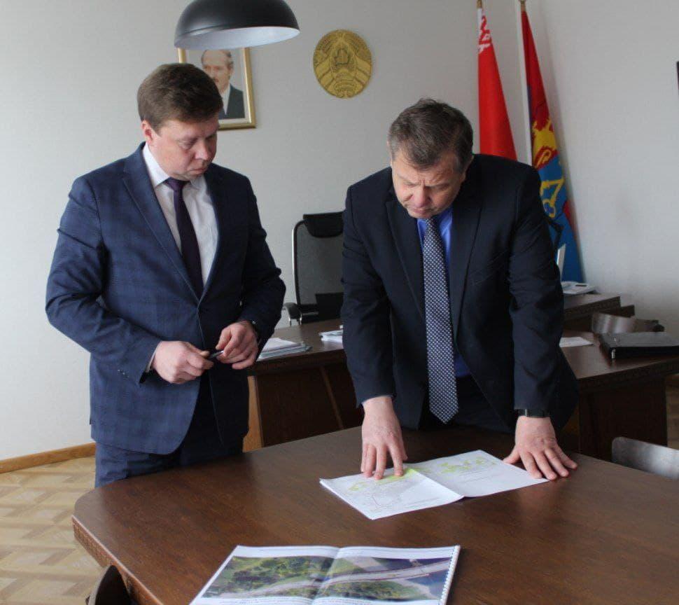 Документация на строительство путепровода в Лиде согласована