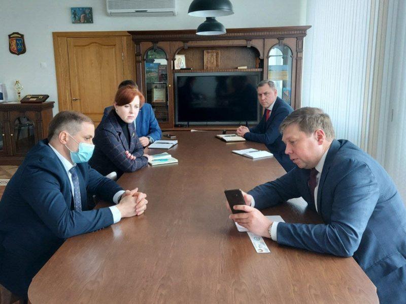 Лида в числе первых переходит на практический этап реализации проекта «Умные города Беларуси»
