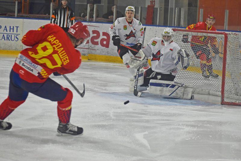 Хоккейный клуб «Лида» завершил Игры развития поражением от барановичского «Авиатора»