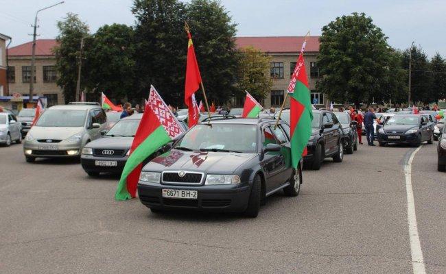 На Лидчине состоится автопробег, посвященный 76-й годовщине Победы в Великой Отечественной войне