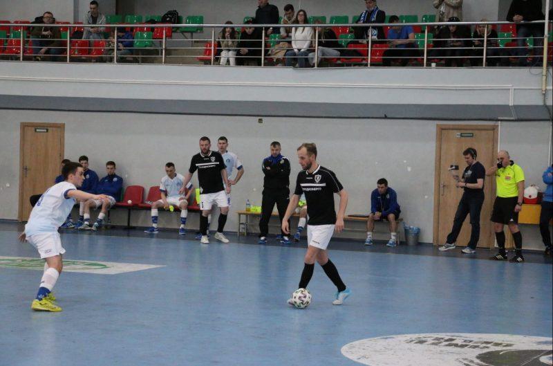 Мини-футбольный клуб «Лида» в заключительном матче «гладкого» чемпионата страны уступил «Динамо-БНТУ»